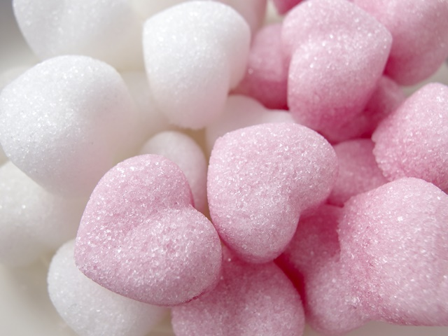 Zuckerherzen