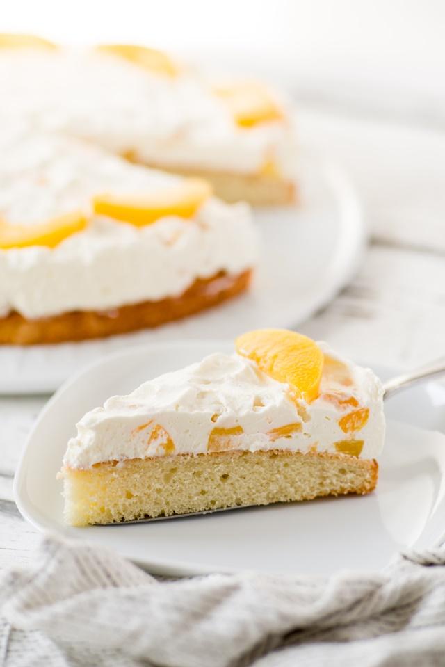 Fanta-Schmand-Kuchen