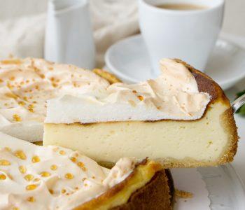 Vanille-Käsekuchen