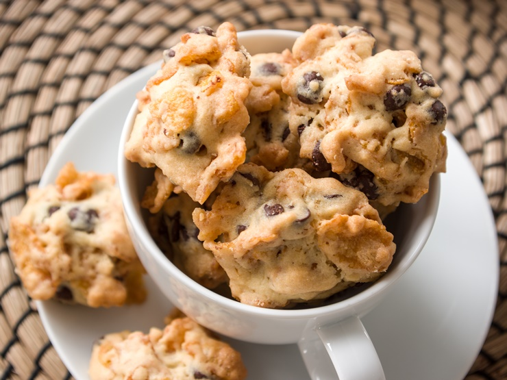 Cornflakes-Cookies